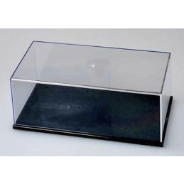 Trumpeter 325 x 165 x 125mm Crystal Clear Stackable Display Case