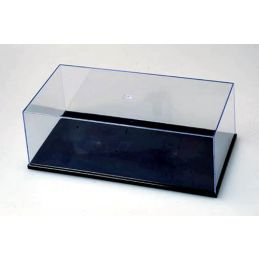 Trumpeter 364 x 186 x 121mm Crystal Clear Stackable Display Case