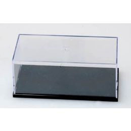 Trumpeter 245 x 106 x 150mm Crystal Clear Stackable Display Case