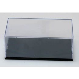 Trumpeter 210 x 100 x 80mm Crystal Clear Stackable Display Case