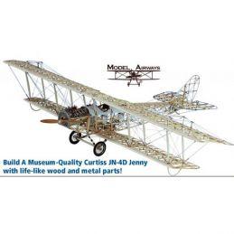 Model Airways Curtiss JN-4D Jenny 1917