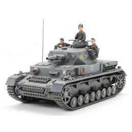 1/35 Scale German Tank Panzerkampfwagen IV Ausf.F
