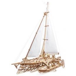 UGears Trimaran Merihobus Wooden Kit
