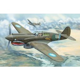 Curtiss P-40E War Hawk