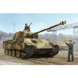 Trumpeter Panther G 1/16th Scale Model Kit