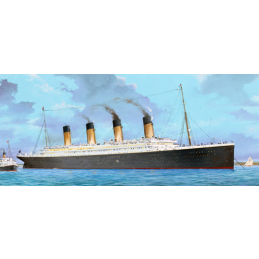 Trumpeter 1:200 Scale Titanic Kit