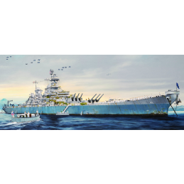 Trumpeter USS Missouri 1:200 Scale Plastic Model Kit