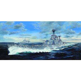 Trumpeter HMS Hood 200th Scale Plastic Model Kit