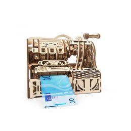UGears Cash Register Wooden Kit