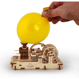 UGears Engine Wooden Kit