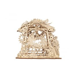 UGears Nativity Scene Wooden Kit