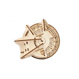 UGears Curvimeter Wooden Kit