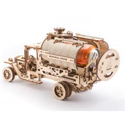 UGears Tanker Truck Wooden Kit