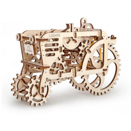 UGears Tractor Wooden Kit