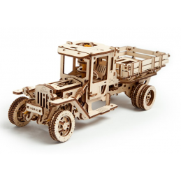UGears Truck UGM-11 Wooden Kit