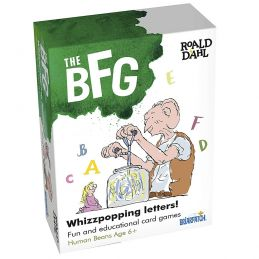 BFG Whizzpopping Letters Spelling Card Game