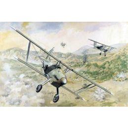 Roden Arado AR68E Bi Plane 1/48th