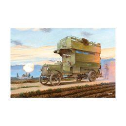 Roden 1:72 WWI Type B Omnibus Old Bill