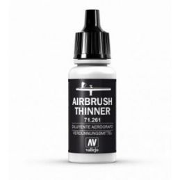 Vallejo Model Air Thinner 17ml