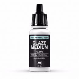Vallejo Model Color 17ml  Glaze Medium