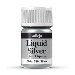 Vallejo Model Color Silver Metal 35ml