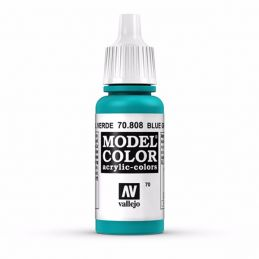 Vallejo Model Color 17ml  Blue Green