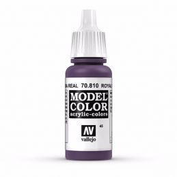 Vallejo Model Color 17ml  Royal Purple