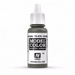 Vallejo Model Color 17ml  German Fieldgrey WWII