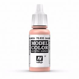 Vallejo Model Color 17ml  Salmon Rose