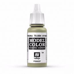 Vallejo Model Color 17ml  Stone Grey