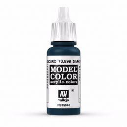 Vallejo Model Color 17ml  Dark Prussian Blue