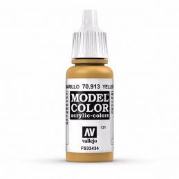 Vallejo Model Color 17ml  Yellow Ochre