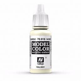 Vallejo Model Color 17ml Ivory