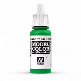 Vallejo Model Color 17ml  Light Green