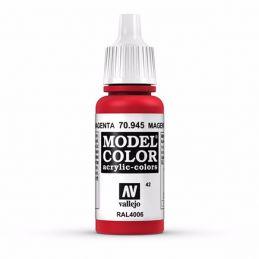 Vallejo Model Color 17ml Magenta