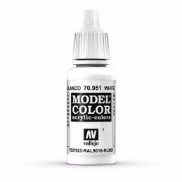Vallejo Model Color 17ml White
