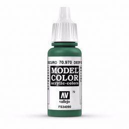 Vallejo Model Color 17ml  Deep Green