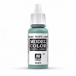 Vallejo Model Color 17ml  Light Green Blue