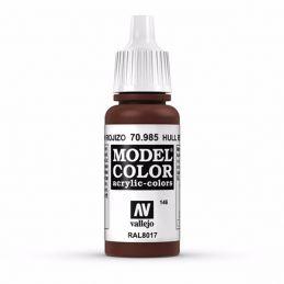 Vallejo Model Color 17ml  Hull Red