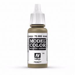 Vallejo Model Color 17ml Khaki