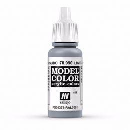 Vallejo Model Color 17ml  Light Grey