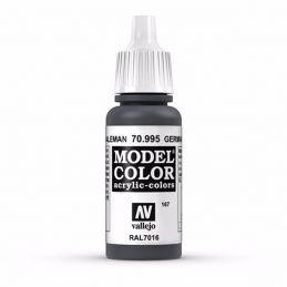 Vallejo Model Color 17ml  German Grey