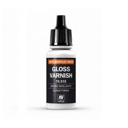 Vallejo Model Color 17ml  Glossy Varnish