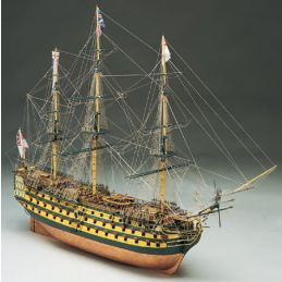 Mantua HMS Victory Nelsons Flagship 1:200 Scale Model Ship Kit