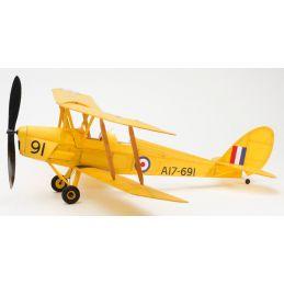 The Vintage Model Co. Tiger Moth Balsa Plane Kit