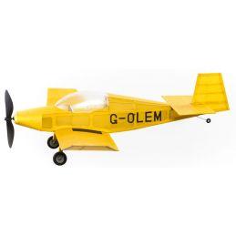 The Vintage Model Co. Jodel D18 Balsa Plane Kit