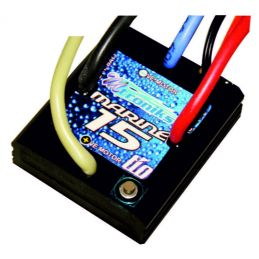 Mtroniks Tio Marine Brushed Speed Controllers For Lipo Batteries