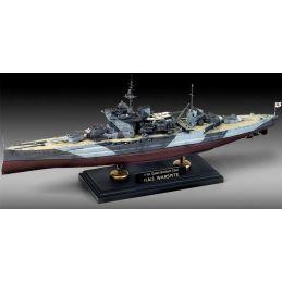 Academy Models HMS Warspite 1943 1:350 Scale Plastic Model Kit