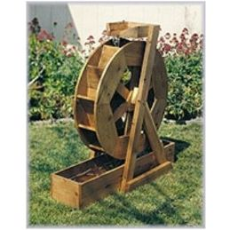 Water Wheel Plan - Plan