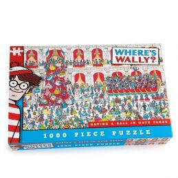 Where's Wally Having A Ball In Gaye Paree Jigsaw